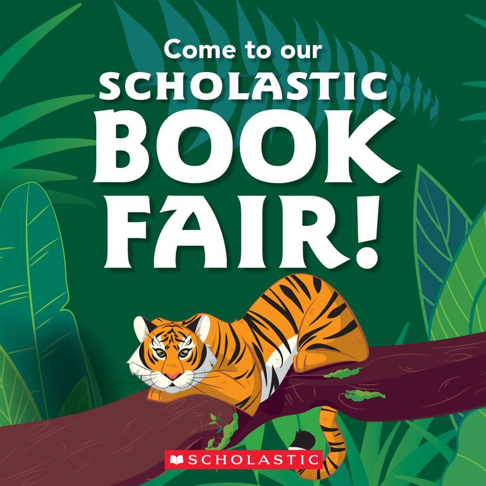 Book Fair is Almost Here!