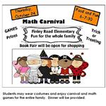 Information for Math Carnival