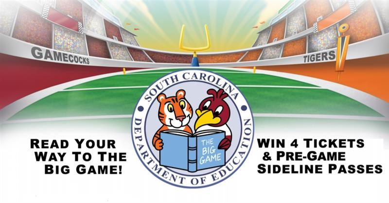 Read Your Way to the Big Game Contest