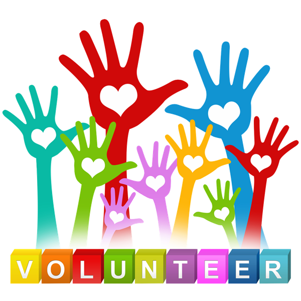 Image result for volunteer information clipart