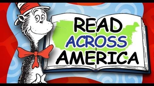 IHES Read Across America Week