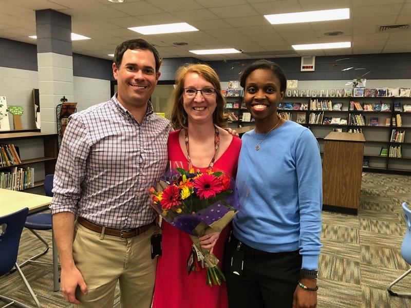 MGES 2018 Teacher of the Year