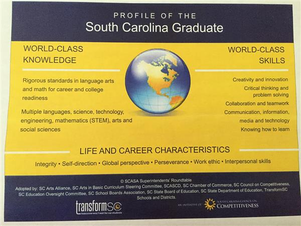 Profile of the SC Graduate