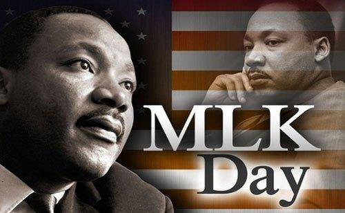Dr. M. L King Day - School closed