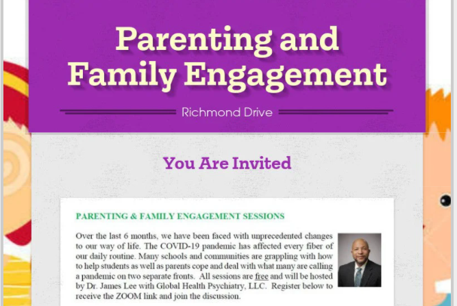 Parenting and Family Engagement