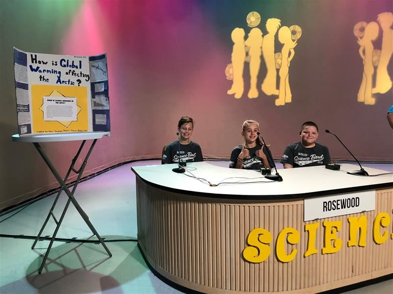 Science Bowl Participants!