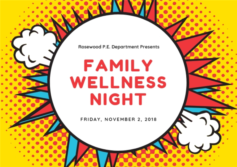 P.E. Hosts Family Wellness Night