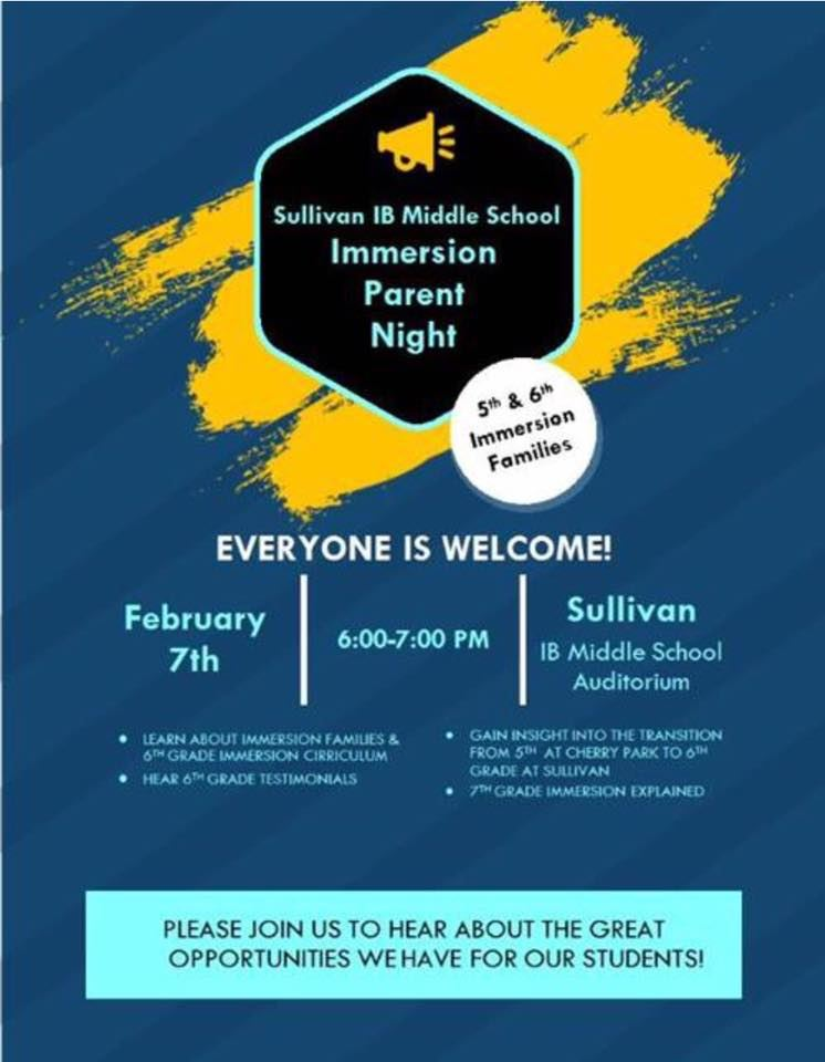 Dual Language Info Meeting Feb 7