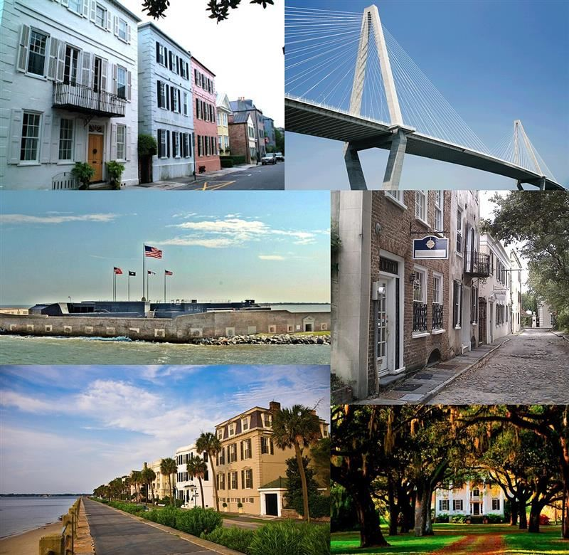7th Grade Class Trip to Charleston, SC