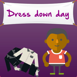 RRMS Dress Down Day Guidelines