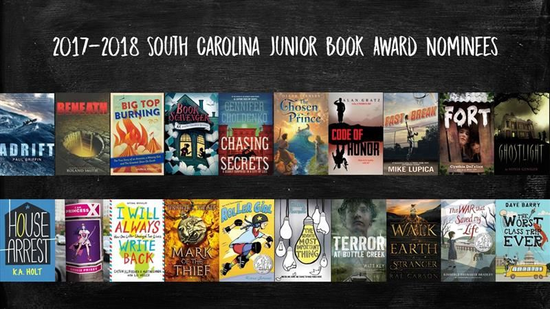 SC Junior Book Award Program