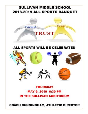 It's That Time of Year To Celebrate Our Athletes!