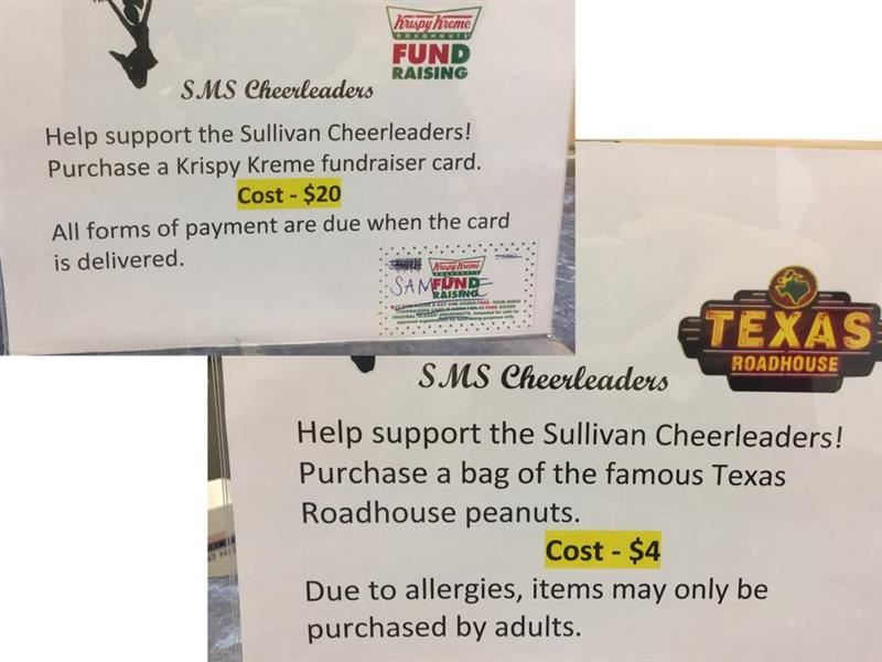 Cheer Team Fundraiser