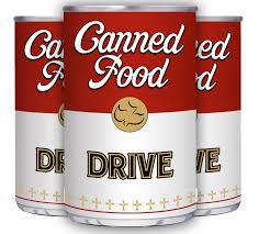 Jr. Civitans Canned Food Drive