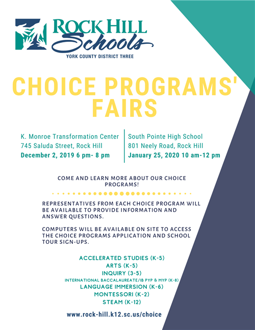 Choice Fairs