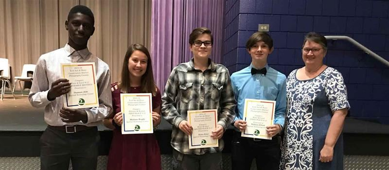ATC Students  - York County Photo Contest Winners