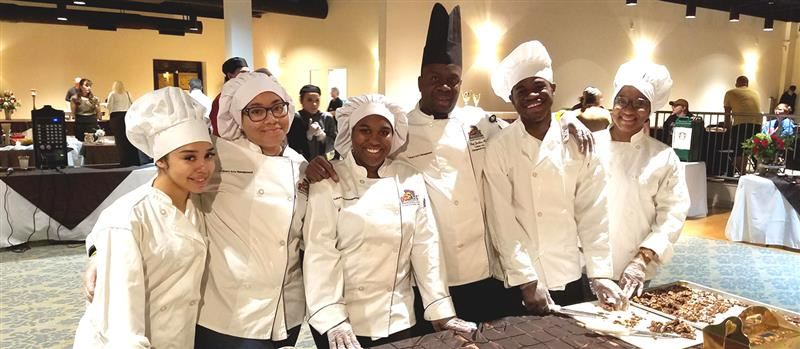 ATC Culinary Arts - 2018 Keystone 1st people's choice winners