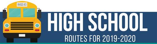 High School Bus Routes