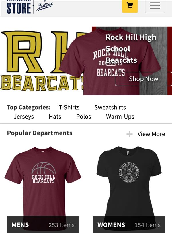 RHHS School Store by Jostens