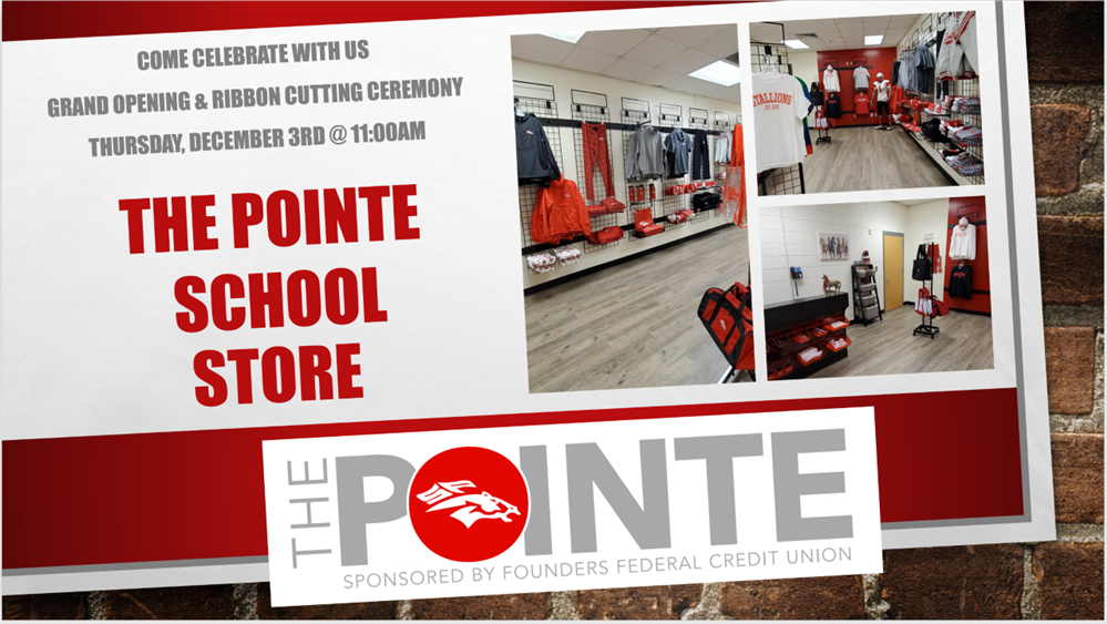 The Pointe Ribbon Cutting Ceremony