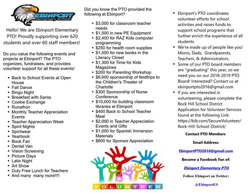 Pto Parent Teacher Organization About Pto