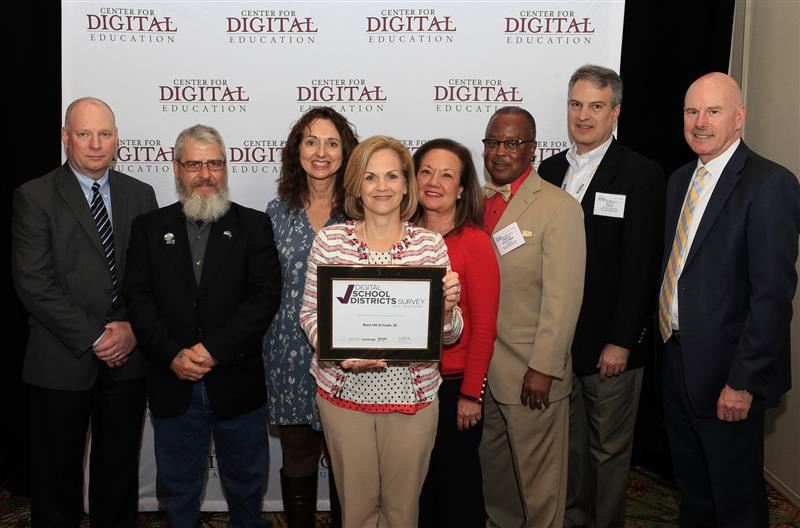 Rock Hill Schools Selected as Top 10 Digital District in Country