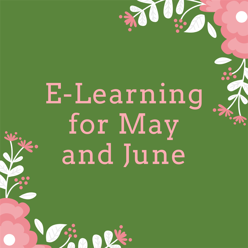 May/June E-Learning Packet