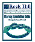 Literacy Expectation Guide