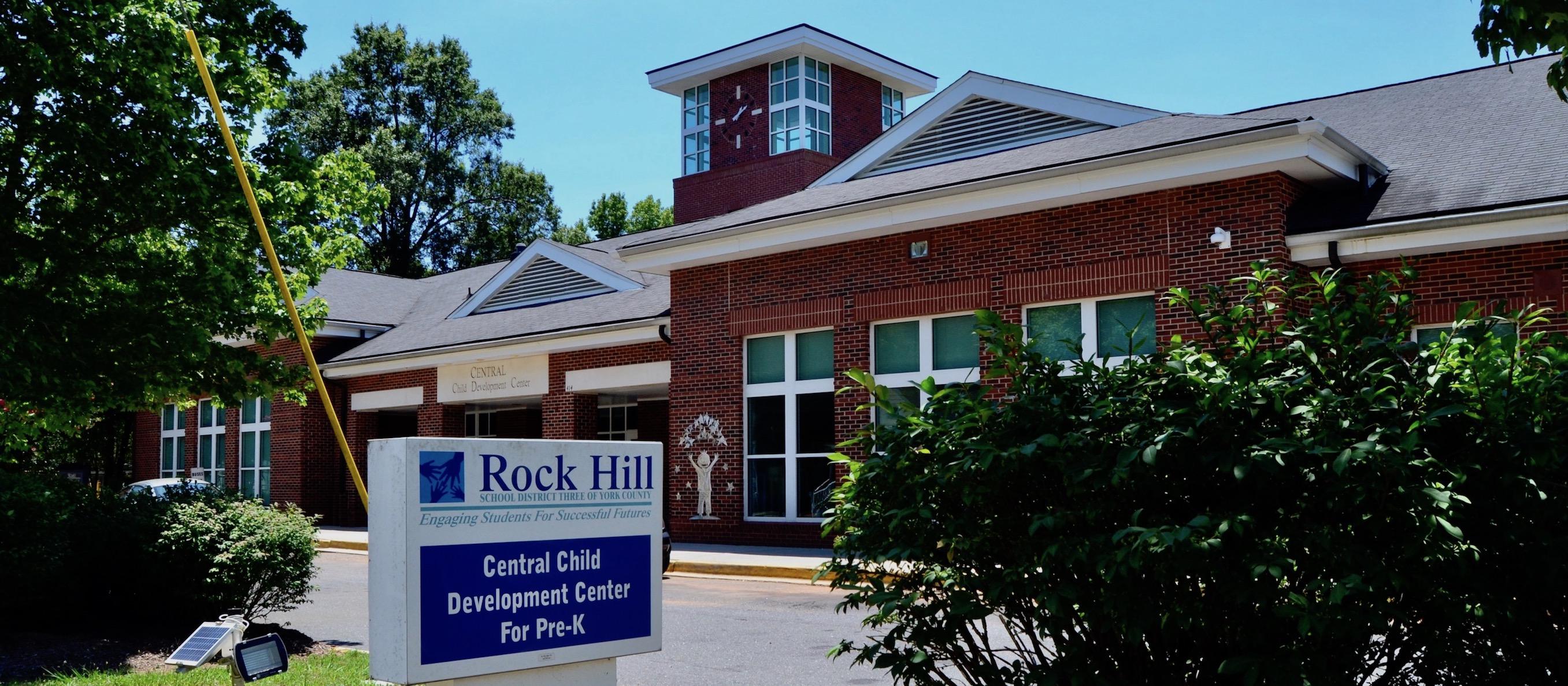 Central Child Development Center Homepage