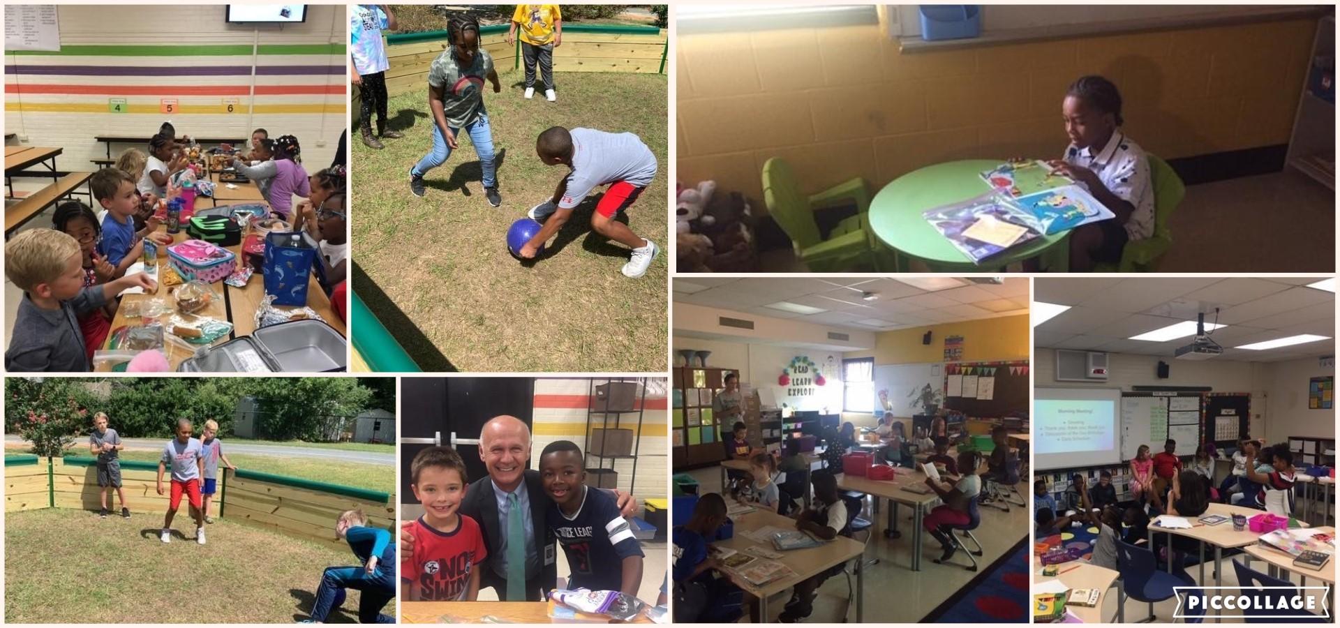 Oakdale Elementary School / Homepage