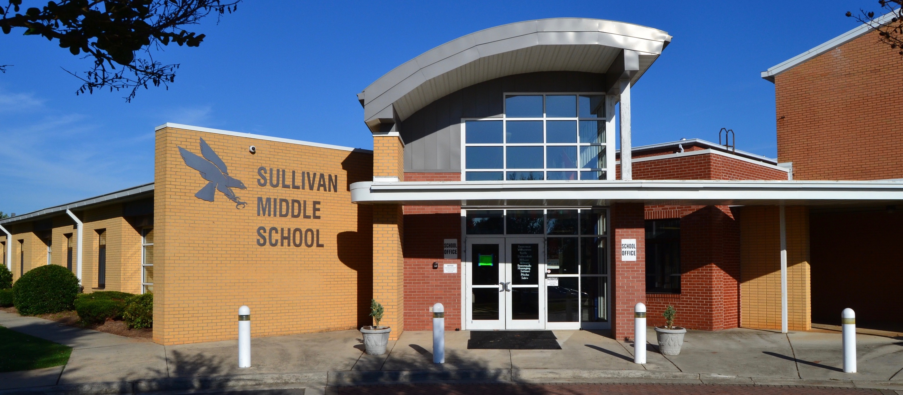 Sullivan Middle School / Homepage