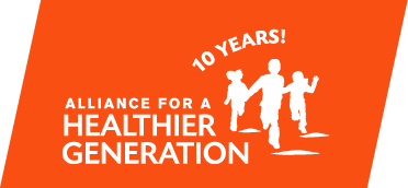 alliance for healthier generation